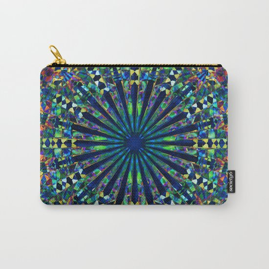 Kaleidoscope Carry-All Pouch