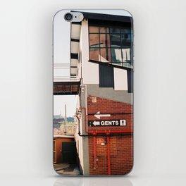 Gents iPhone Skin
