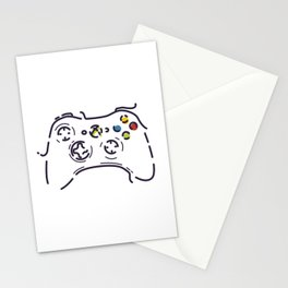 Take [xbox] control! Stationery Cards