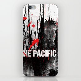 The Pacific iPhone Skin