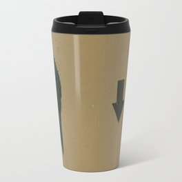 Empty Shell - 2 Travel Mug
