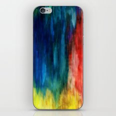Spring Yeah! - Abstract paint 1 iPhone & iPod Skin