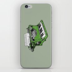 The Composition - G. iPhone & iPod Skin
