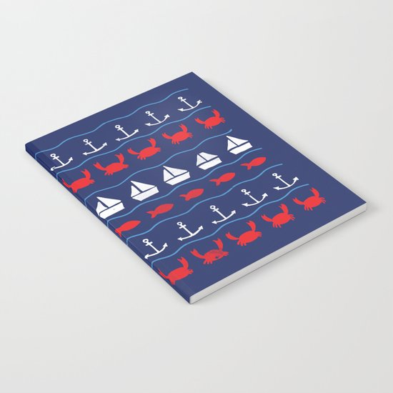 Summer Pattern Notebook