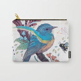 Bluetail Carry-All Pouch
