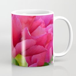 Dark Pink Tree Peony by Teresa Thompson Coffee Mug