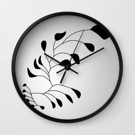 Mobiles 1 Wall Clock