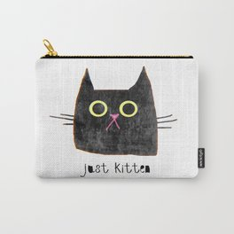 Just Kitten Carry-All Pouch