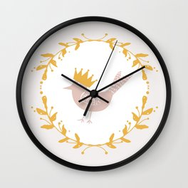 What matters the most Wall Clock