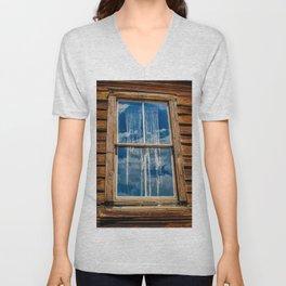Bodie Ghostly Window Unisex V-Neck