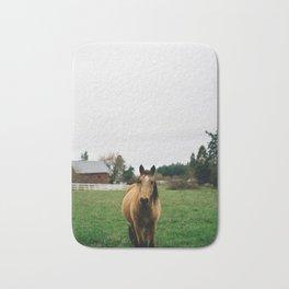 Horse // Oregon Bath Mat