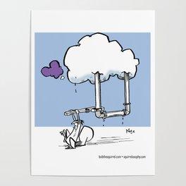 Cloud Maintenance Poster