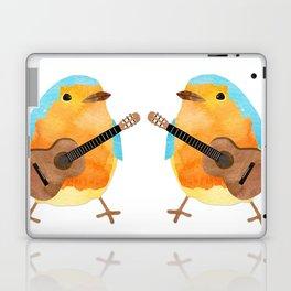 music bird Laptop & iPad Skin