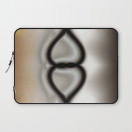 Linked Hearts Laptop Sleeve