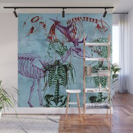 Our Young Bones Wall Mural