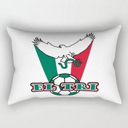Mexico El Tri ~Group F~ Rectangular Pillow