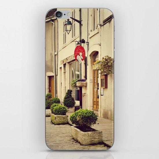 Le P'tit Paradis, Beaune France Storefront iPhone Skin