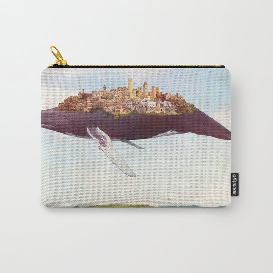 Dreams of moving on Carry-All Pouch