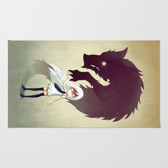 Werewolf Rug