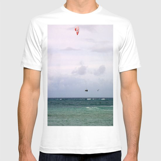 Let's Go Fly a Kite...In The Ocean T-shirt