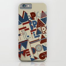 America the Brave Slim Case iPhone 6s