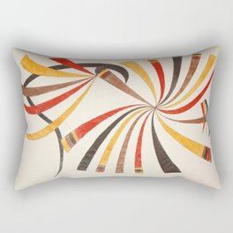 Abstract art 001 Rectangular Pillow