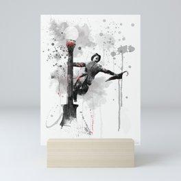 Singing in the Rain - Gene Kelly Mini Art Print