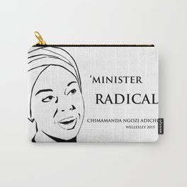 Minister Radically Carry-All Pouch