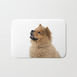 Chow Chow other profile Bath Mat