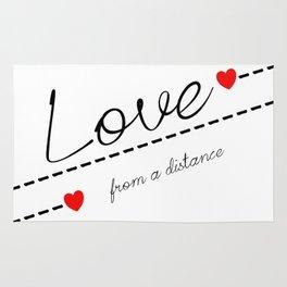 Distant Love Rug