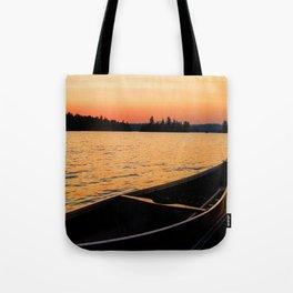 Canoë Tote Bag
