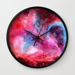 Forever.Stars Wall Clock