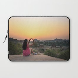 Incredible India: Hampi Laptop Sleeve