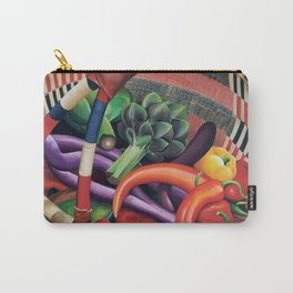 Farmers' Market Carry-All Pouch