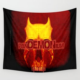 panDEMONium - 110 Wall Tapestry