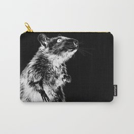 Rat | Spirit animal | Year of the rat | The plague | Wicca Carry-All Pouch