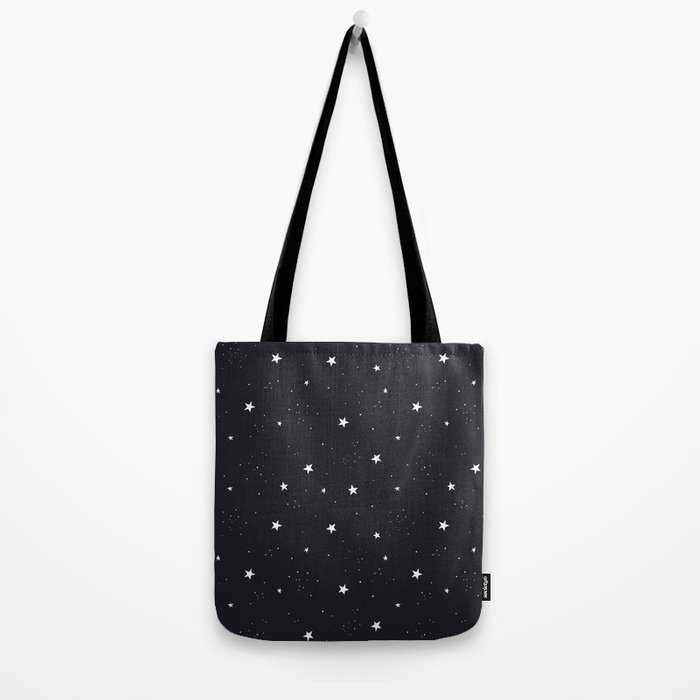 stars pattern Tote Bag