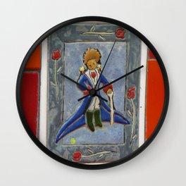 Little Prince, Escadaria Selaron Wall Clock