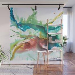 HUSTLE+FLOW Wall Mural