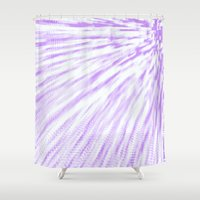 lavender Shower Curtains featuring Lavender. by SimplyChic