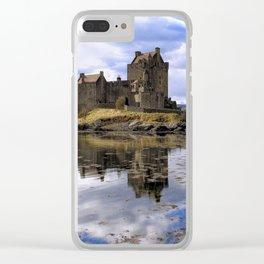 Eilean Donan Castle Scotland Clear iPhone Case