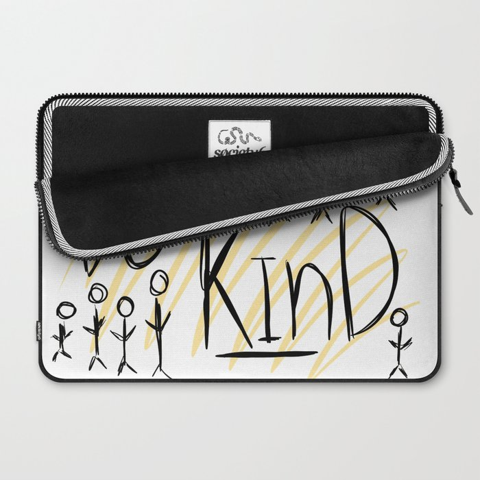 be kind Laptop Sleeve