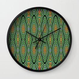 Greenrhythm, 2300v Wall Clock
