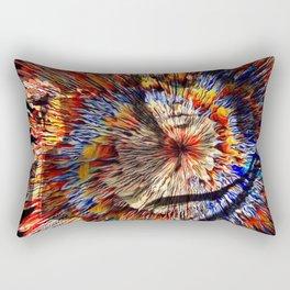 Shaman Blues Rectangular Pillow