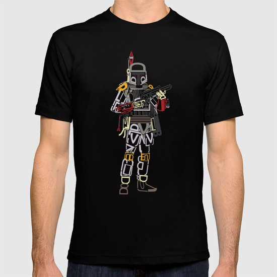 Boba Font T-shirt