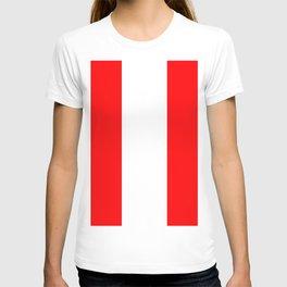 flag of austria 4 -,Österreich,Austrian,Österreicher,Vienna,Salzburg,Mozart, Schoenberg T-shirt