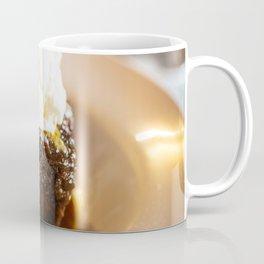 Sticky toffee pudding and ice-cream Coffee Mug