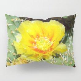 Prickly Yellow Beauty Pillow Sham