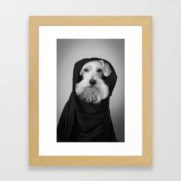 OBI WAN LOKI Framed Art Print