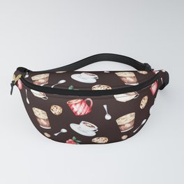 Coffee cup Fanny Pack